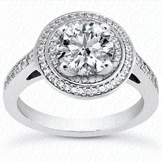 Unique Settings of New York Engagement Ring