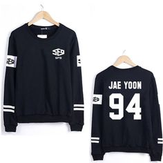 Good price New idol group sf9 sensational first 9 member name printing o neck sweatshirt  kpop fans pullover thin hoodies just only $18.33 - 20.36 with free shipping worldwide  #womanhoodiessweatshirts Plese click on picture to see our special price for you