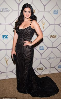International Celebrities: Ariel Winter – 2015 Emmy Awards Fox After Party in. Ariel Winter Hot, Arial Winter, Famous Girls, Beauty Full Girl, Hot Outfits, Beautiful Celebrities, Beautiful Women, Dress To Impress, Party Dress