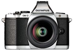 Olympus OM-D E-M5 mirrorless compact resurrects classic OM style