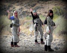 Women in Fly Fishing: Rebecca Garlock