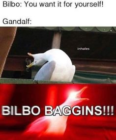 Post with 3827 votes and 75675 views. Tagged with lord of the rings, tolkien motherfuckers, lotr meme; Legolas, Thranduil, Gandalf, Aragorn, Funny Memes, Hilarious, Jokes, Funniest Memes, O Hobbit