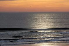 Outer Banks NC Local Artists Facebook post:Swan Beach in the Morning, photographer unknown.