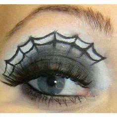 Maquillaje para la fiesta de halloween