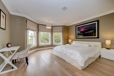 Chris Hemsworth and Elsa Pataky List Their $6.5 Million Malibu Mansion! See Inside the Giant Estate - The Master Bedroom  - from InStyle.com