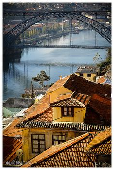 Porto is a historic and captivating city, which is quickly becoming one of the most popular and respected tourist destinations. Visit Porto, Visit Portugal, Spain And Portugal, Portugal Travel, Beautiful Buildings, Beautiful Landscapes, Beautiful Places, Porto City, Portuguese Culture