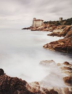 Travel : Around the World | Calafuria, Tuscany, Italy