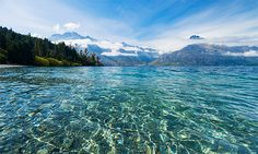 Queenstown, New Zealand. I haven't been back in over ten years but cannot wait to visit.
