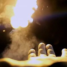 : PYRO Mini Fireshooter by EllusionistShoot REAL FIRE from your empty hands like a SUPERHERO - Featured in Gizmodo & Maxim