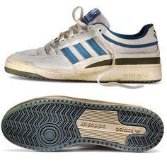 Adidas 'Ilie Nastase' three stripe sneakers in white Depop