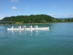 Aviron avec le dynamique club co-organisateur d'Avirhône : Aviron Bugey Haut-Rhône Rhone, Sport, Rowing, Top, Deporte, Sports