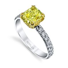 Solitaire Rings: Focal Point of Brilliance - Finished Products