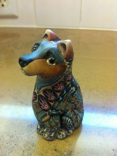 This retired wolf is available at bargainsurfing.ecrater.com