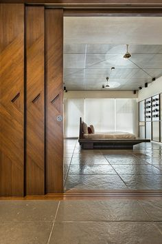 ideas closet door sliding wall colors for 2019 Sliding Door Design, Sliding Wall, Room Door Design, Wooden Door Design, Wooden Doors, Küchen Design, House Design, Home Interior Design, Interior Decorating