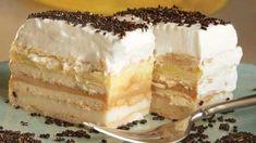 bingo-623x350 Czech Recipes, Croatian Recipes, Hungarian Recipes, Tart Recipes, Sweet Recipes, Dessert Recipes, Mousse, Shortbread Cake, Posne Torte