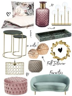 interior: sneak peak of my new closet + Westwing sale - FashionHippieLoves Living Room Decor Colors, Living Room Decor Inspiration, Interior Desing, Home Interior, Home Beach, Modern Contemporary Living Room, My New Room, Home Living Room, Decoration