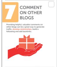 Content Marketing Institute» 7 NEW Things to Do After You've Written a New Blog Post