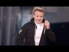 Chef Gordon Can Be Casual Too | Gordon Ramsay DASH Gag Reel #1