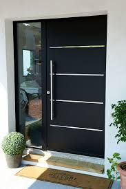 70 Amazing Modern Aluminium Front Door Design Ideas Doors Windows ...