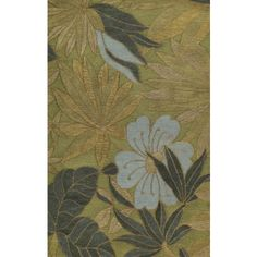 Kaleen Calais Blooming Heights Green Rug http://www.arearugstyles.com/kaleen-calais-blooming-heights-green-rug.html