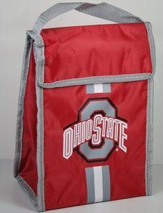 NCAA Ohio State Buckeyes Velcro Lunch Bag by Forever Collectibles. $7.04. Ohio State Buckeyes Velcro Lunch Bag. Save 75%!