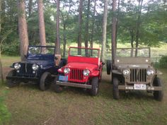 Willys CJ-2A - Photo submitted by Marcus Steigerwaldt.