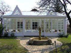 Wintergarten - Piaseczno, Villa Julianna