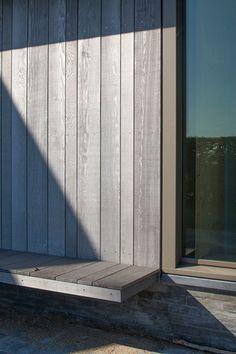 country house goedereede - goeree overflakkee - korteknie stuhlmacher - 2014 - façade detail