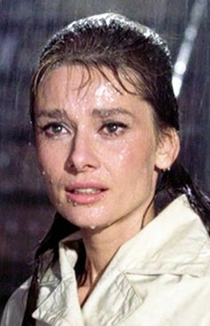 Unforgettable Audry in Breakfast at Tiffany