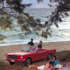 Ford Mustang Convertible #tbt #throwbackthursday #westpointford #livedrivelove #ford #mustang #vintagecar #gofurther #fordie