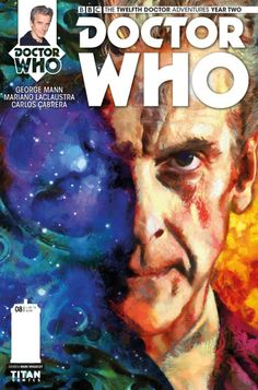 Doctor Who: The Twelfth Doctor Year Two #8 Cover A - Mark Wheatley