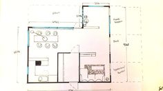 Plantegning leilighet Floor Plans, Diagram, Floor Plan Drawing