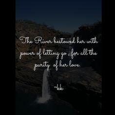 haiku , poem , love, river
