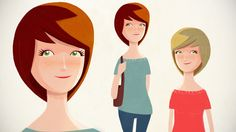 CHARACTERS on Behance