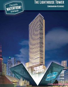 Daniels Waterfront Condos The Lighthouse Tower is a New Condo development by Daniels located at 132 Queens Quay Toronto.  Get the VIP Platinum access  http://danielswaterfrontcondos.ca/ #DanielsWaterfront