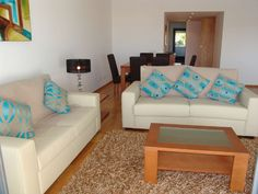 Marina de Lagos apartment rental - Spacious lounge and dining room