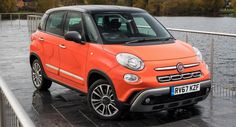 New Fiat 500L Arrives In The UK Priced From 16195