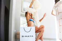B-MAYA by Maya Beach Club Ibiza in Cala Vadella.