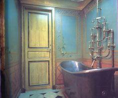 /\ /\ . Rudolf Nureyev . Paris Apartment