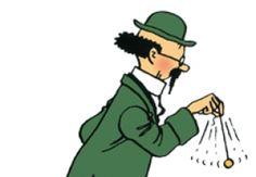 Tintin / Ten Ten - Turnesol