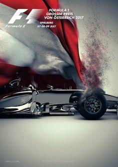 965GP - XXXVI Grosser Preis von Osterreich - 2017 Formula 1 Austrian Grand Prix Grande Prêmio da Áustria - 9 de julho de 2017