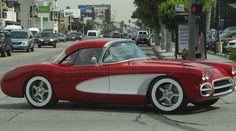 Will I Am's Corvette