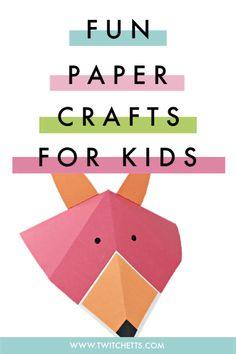 533 Best Construction Paper Crafts images in 2019 | Activities, Art