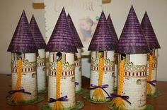 Pipirú: Torre Rapunzel - Souvenir Portagolosinas