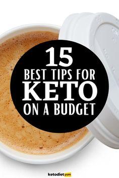 Keto On A Budget: 15 Amazing Tips Keto Diet Plan, Ketogenic Diet, Lunch Recipes, Keto Recipes, Keto On A Budget, Keto Diet Breakfast, Starting Keto, Keto Diet For Beginners, Keto Dinner