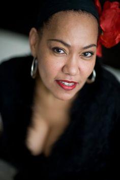 Internationally acclaimed Jazz Vocalist Deborah Davis home page. Contemporary Jazz, Jazz Artists, How Beautiful, Black Women, Singing, People, Instruments, Image, Beauty