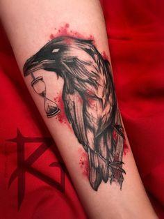 Tatuagem colorida: Joga mais cor que está pouco! - Blog Tattoo2me Watercolor Tattoo, Tattoos, Blog, Magic, First Tattoo, Color Tattoo, Colourful Art, Get A Tattoo, Pen And Wash