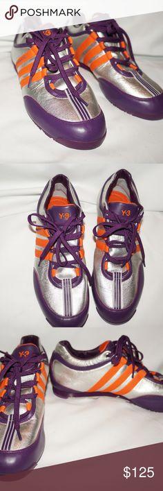 14fb0c7a6d3ab ADIDAS Y-3 Yohji Yamamoto sneakers Exellent cond ADIDAS Y-3 Yohji Yamamoto  sneakers