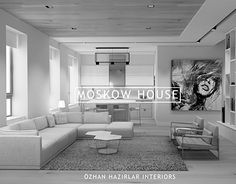 """Check out new work on my @Behance portfolio: """"Moscow House"""" http://be.net/gallery/50348799/Moscow-House"""