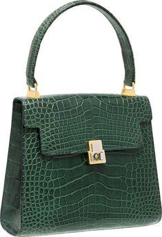 Crocodile handbags for sale Borsette Alla Moda 636509ae227